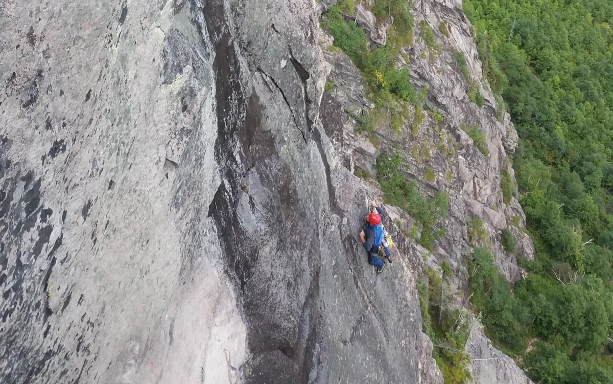 Célébrer la montagne et l'escalade au Québec: Le prix Gaétan Martineau et Le prix Nathalie Fortin 2019.